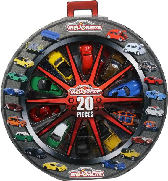 Majorette Wheel Super Cars Gift Pack with free wheel Moving and Opening Parts