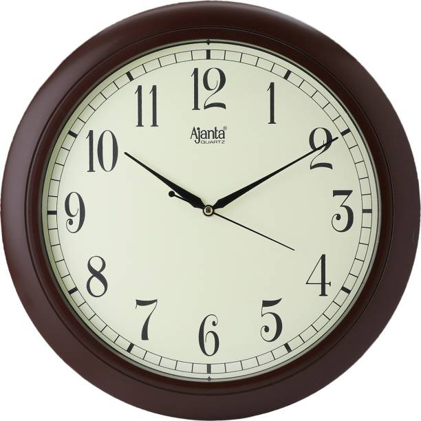 AJANTA Analog 31.3 cm X 31.3 cm Wall Clock