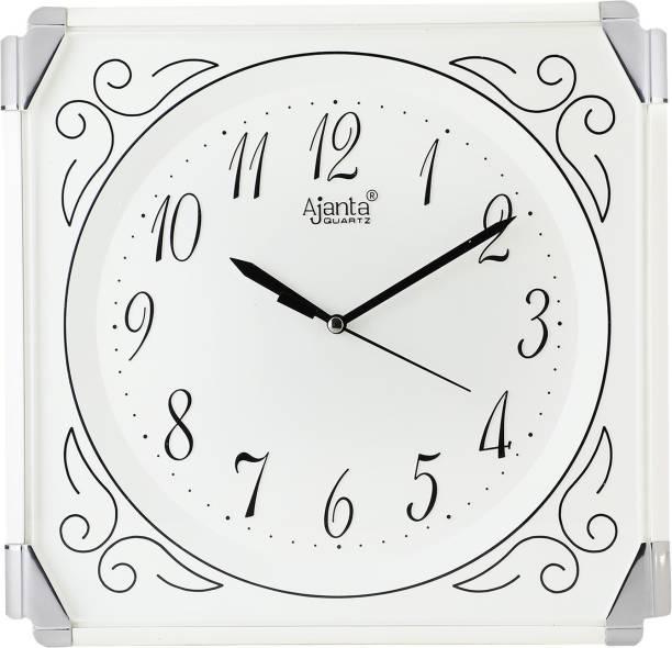 AJANTA Analog 25.3 cm X 25.3 cm Wall Clock