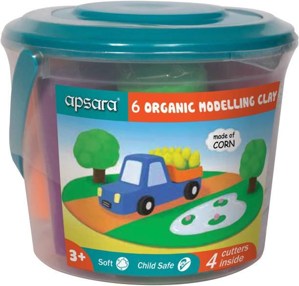Apsara Organic Modelling Clay