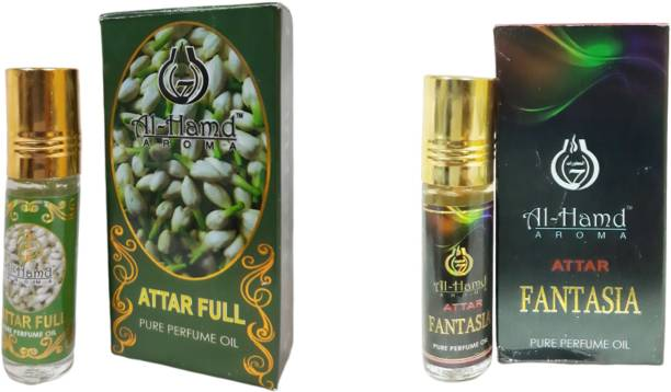 Al-Hamd AROMA GFTD86JK_79 Herbal Attar