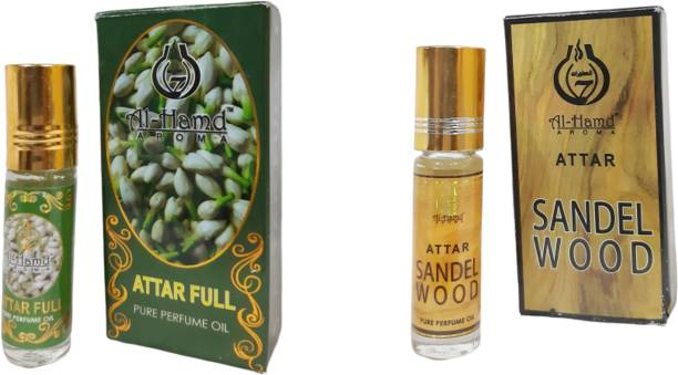 Al-Hamd AROMA GFTD86JK_42 Herbal Attar