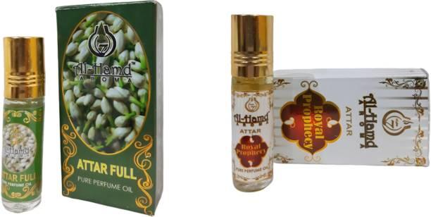 Al-Hamd AROMA GFTD86JK_63 Herbal Attar