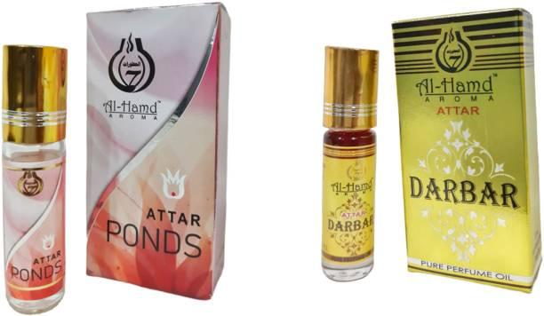 Al-Hamd AROMA GFTD86JK_76 Herbal Attar