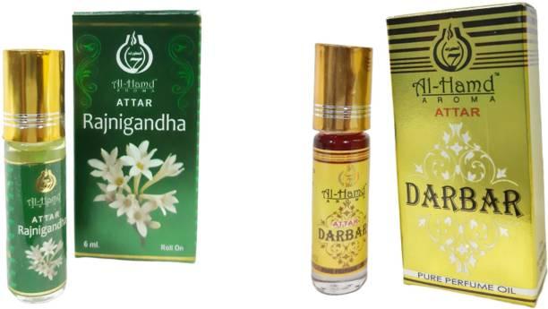 Al-Hamd AROMA GFTD86JK_33 Herbal Attar