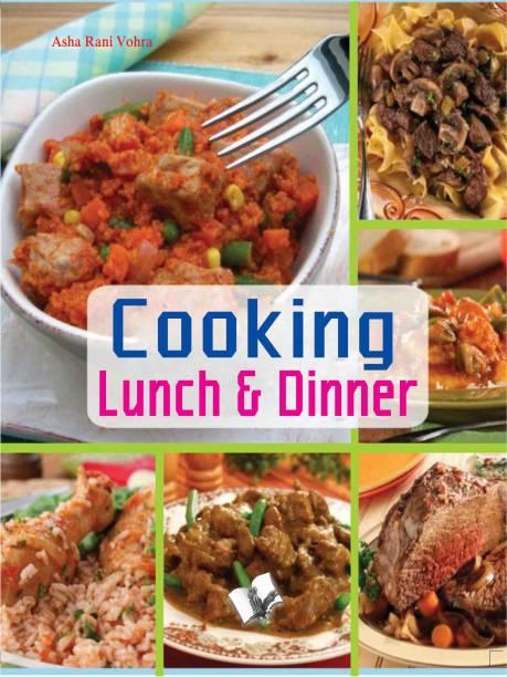 Cooking lunch & dinner - Presentation enhances taste of food
