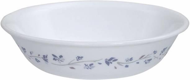 CORELLE Corelle Lilac Blush Glass Vegetable Dessert Bowl Set Glass Vegetable Bowl