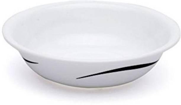 CORELLE Livingware Plus Twists & Turns Vegetable Bowl Set Glass Vegetable Bowl