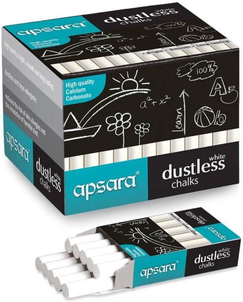 APSARA Basic NA Dustless Chalk