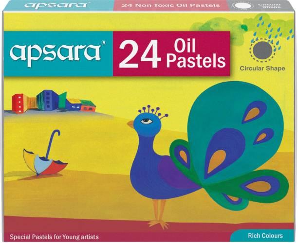 APSARA Oil Pastels