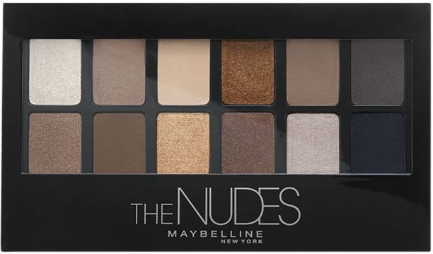 MAYBELLINE NEW YORK The Nudes Palette 9 g