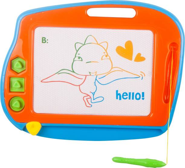 Miss & Chief Colorful Magnetic Drawing Board for Kids
