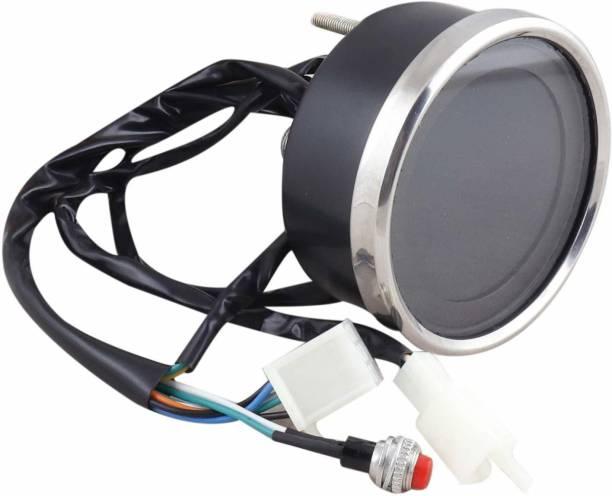acube mart Royal Digital Meter for Royal Enfield Classic 350/500,Standard Digital Speedometer