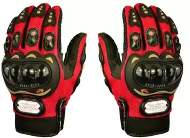 Shoolin SUPERIOR QUALITY GLOVES FOR RIDERS,BIKERS AND PLAYERS-115 Riding Gloves