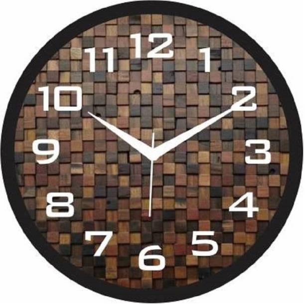 Flipkart SmartBuy Analog 31 cm X 31 cm Wall Clock