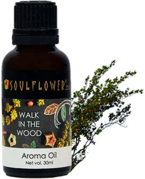 Soulflower Walk In The Wood Aroma Oil