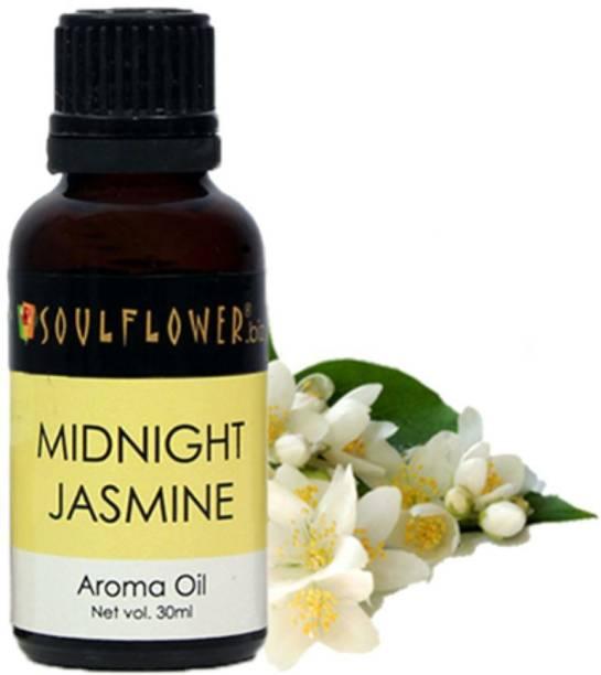 Soulflower Jasmine Aroma Oil