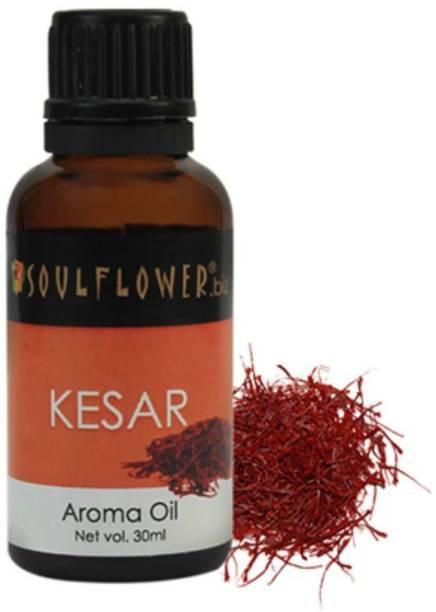 Soulflower Kesar Aroma Oil