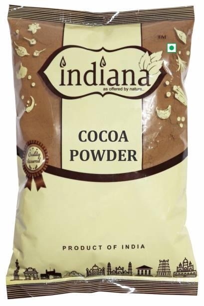 Indiana Cocoa Powder (Natural,Unsweetened,Vegan & Gluten Free) Cocoa Powder
