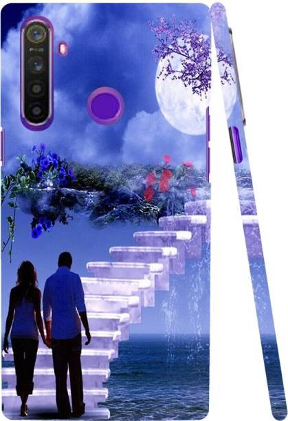 Lifedesign Back Cover for Realme Narzo 10, Realme 5, Realme 5i, Realme 5s