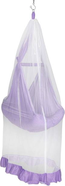 Miss & Chief Baby Cradle with mosquito net and Spring