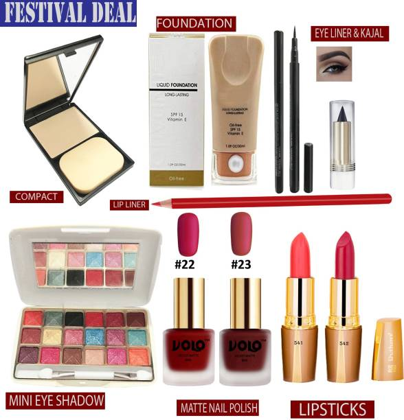 Volo All In One MakeUp Kit For festive Season A97