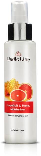 Vedic Line Grapefruit & Honey moisturizer