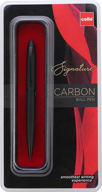 cello Signature Carbon Ball Pen