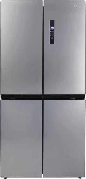 Midea 544 L Frost Free French Door Bottom Mount Refrigerator  with Four Door