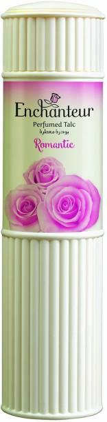 Enchanteur Romantic Perfumed Talc (250g)