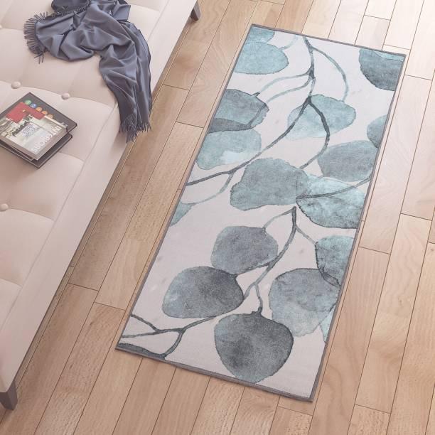 Flipkart Perfect Homes Grey Polyester Runner