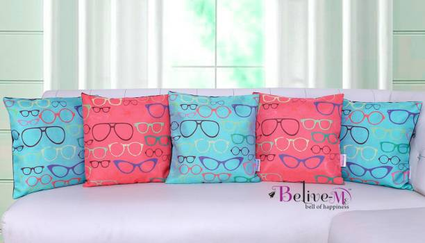 Belive-Me Printed Cushions Cover