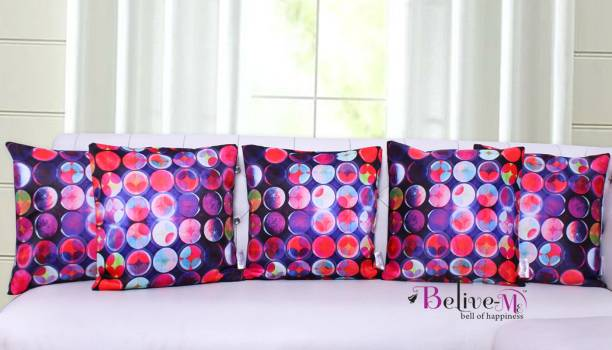 Belive-Me 3D Printed Cushions Cover
