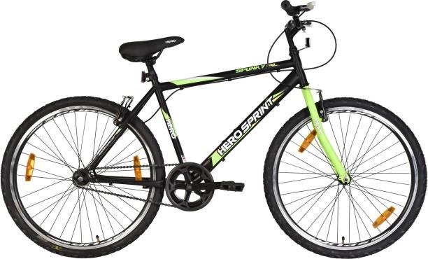 HERO Spunky Pro 26 T Hybrid Cycle/City Bike