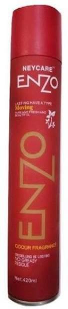 enzo Hair Styling Hold Hair Spray