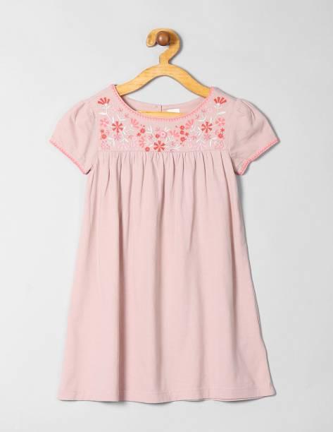 GAP Girls Midi/Knee Length Casual Dress