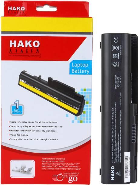 HAKO Pavilion CQ50 DV5 DV4 DV6 Presario CQ40 CQ60 CQ61 For HP 6 Cell Laptop Battery