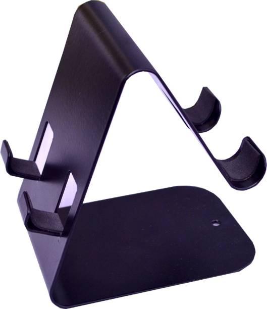 Fiiasa Dual sided Metal Phone Holder Desktop Universal Non-slip Mobile Holder