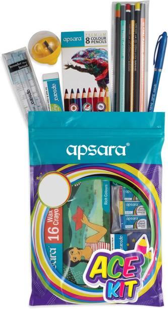 APSARA Stationery School Set