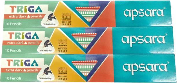 APSARA Triga Extra Dark Pencils Pencil
