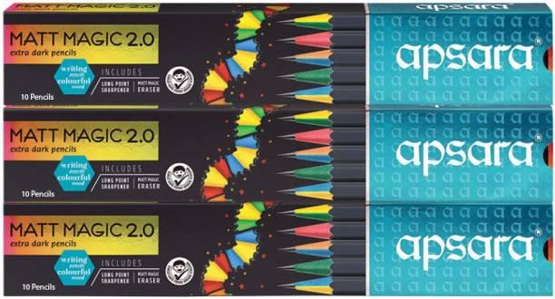 APSARA Matt Magic Pencils Pencil
