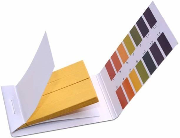AMICIKART Strips Acid Test Paper Water Litmus Testing Kit 80 Sheets Ph Test Strip