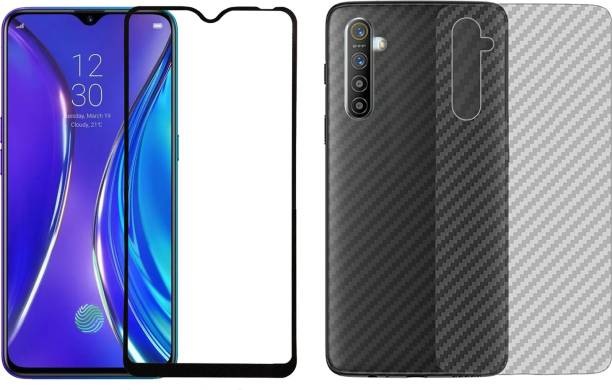 Karpine Front and Back Screen Guard for Realme XT, Realme X2