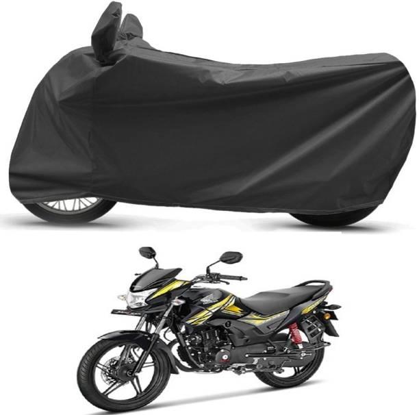 BikenWear Two Wheeler Cover for Honda