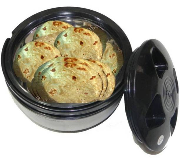 LIFEMUSIC Premium Quality Chapati container/ HOT POT Buffet Casserole stainless steel Cook and Serve Casserole