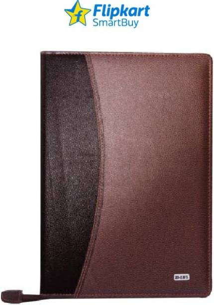 Flipkart SmartBuy faux leather Display Book