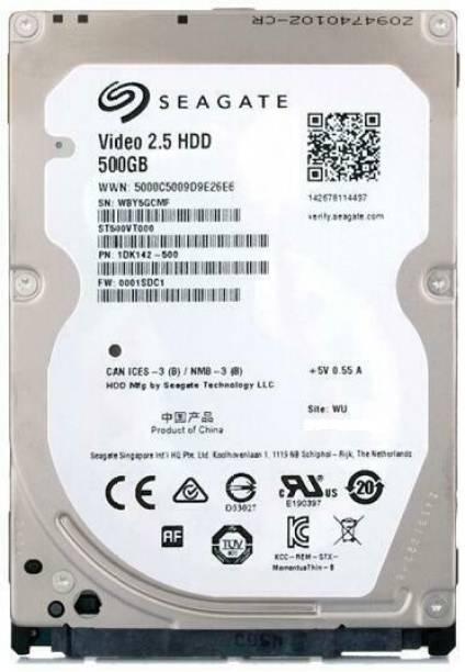 Seagate Seagate 500 GB Laptop Internal Hard Disk Drive (ST500VT000)