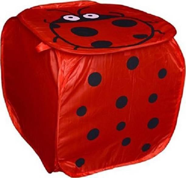 CASA FURNISHING 50 L Red Laundry Bag