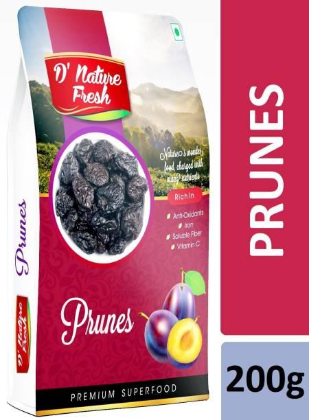 D NATURE FRESH Prunes Prunes