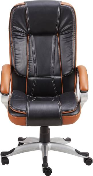 VJ Interior Leatherette Office Executive Chair